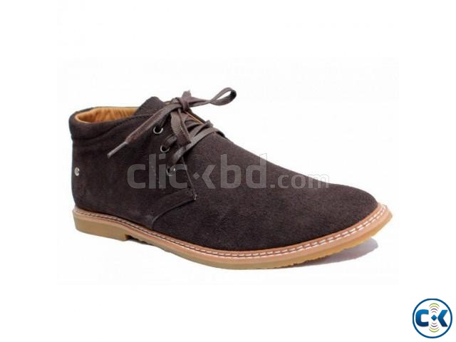 Harmes leather boot | ClickBD large image 1