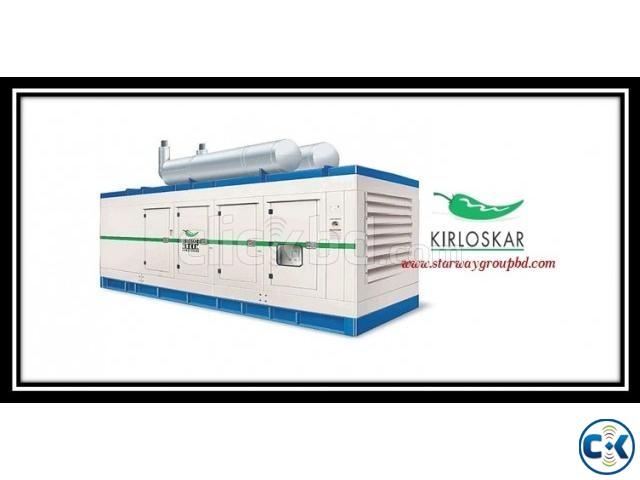 Kirloskar Diesel Genset 100 KVA in Bangladesh. | ClickBD large image 0