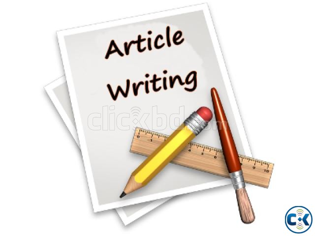 Article writers needed