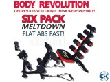 FITNESS SIX PACK CARE WITH BIKE