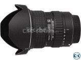 Tokina 11 16mm f 2.8 Pro DX for sale