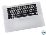 MacBook Pro 15 Retina Mid 2012 Early 2013 Upper Case Asse