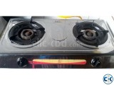 AUTOMATIC GAS STOVE; ALMOST NEW !!!