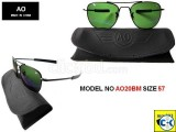AMERICAN OPTICAL MODEL NO AO20BM SIZE 57