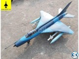 F-7BG MIG-21 MODEL AIRCRAFT