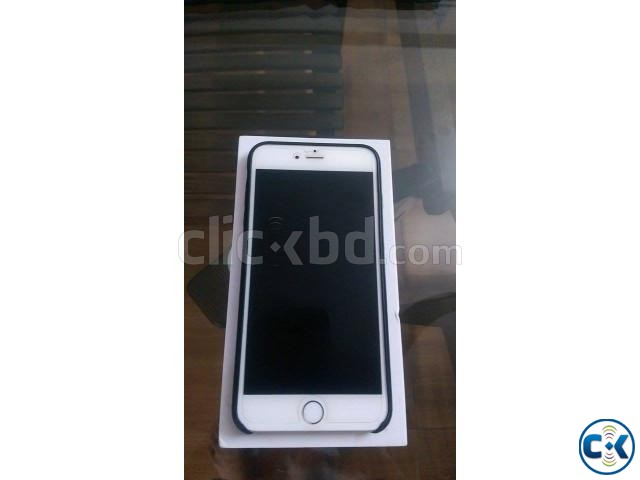 iPhone 6S Plus 16GB Silver Intact Factory Unlocked | ClickBD large image 0