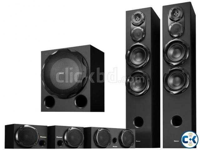 pioneer home theater. pioneer s-rs77tb home theater speaker setup