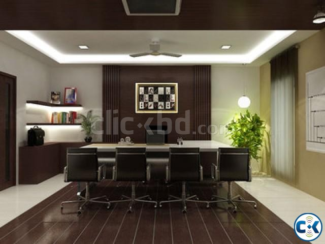 Modern office cabin interior design clickbd for Office cabin design