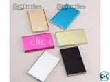 SONY BRAND 10000 MAH SLIM POWER BANK Charger for iPhone iPad