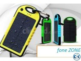 25000mah solar charger specification