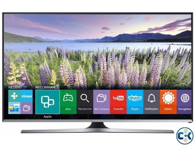 Samsung 32 Inch Smart Tv : Samsung J5500 32 Inch Smart TV  ClickBD large image 0