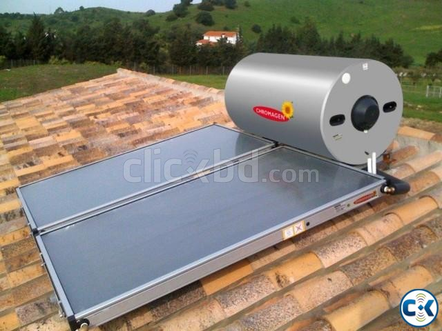 Save Money Save Power With Active plus solar water heater | ClickBD large image 0