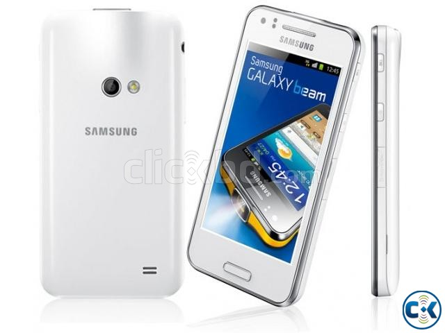 Brand New Condition Samsung Galaxy Beam Projector
