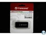 Transcend USB 3.0 Card Reader TS-RDF5K