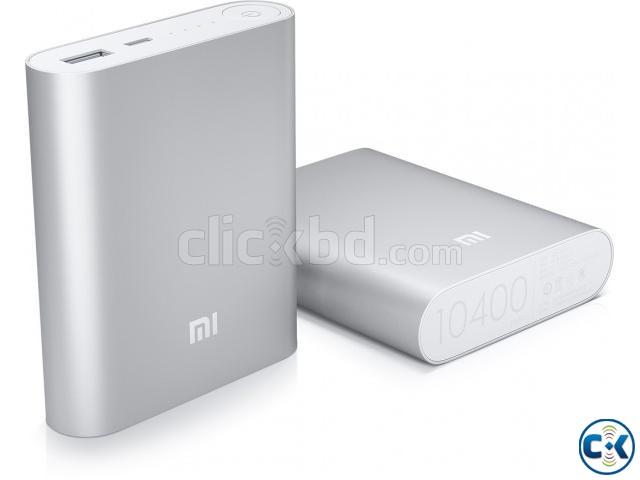 Mi 10400 mah power bank | ClickBD large image 0