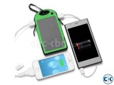 25000mah solar charger specification 1.Battery Type Li-Po