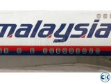 Dhaka to Kualalumpur return Air ticket by Malindo