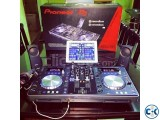 Used Pionner XDJ-R1 All in one Dj Player with accessories