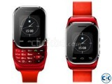 W1 MOBILE WATCH PHONE SMART FASHIONABLE DUAL SIM