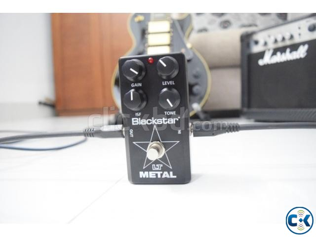 Blackstar LT Metal High Gain Distortion Pedal | ClickBD large image 1