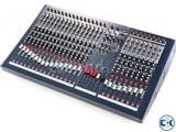 Soundcraft lx-7-24