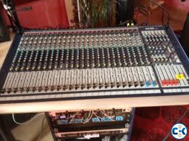 Soundcraft GB-4-24 Brand New | ClickBD large image 1