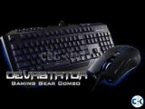 Cooler Master Devastator Gaming Gear Combo Wired USB