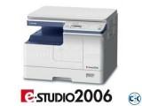 Toshiba Photocopier e-studio 2006