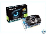 GeForce GT 630 2GB graphics card
