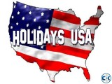 USA HOLIDAY PACKAGE 1 city 2 cities or 3 cities