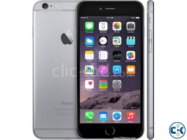 iphone 6 Plus 16gb Brand New Intact See Inside  | ClickBD large image 0