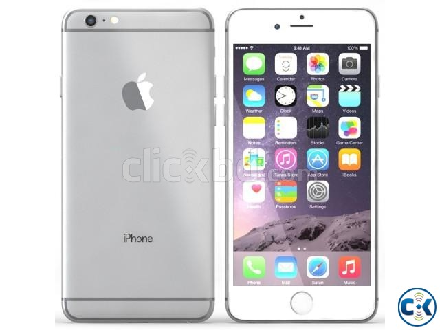 iphone 6 Plus 16gb Brand New Intact See Inside  | ClickBD large image 1