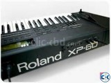 Roland xp 60 like brand new.