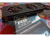 XFX R9 280X Double Dissipation DDR5 3GB is up for sale.