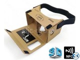 GOOGLE CARDBOARD now available 3D SOLUTION