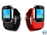 W1 MOBILE WATCH PHONE SMART FASHIONABLE DUAL SIM MOBILE WAT