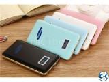 Universal 20000mAh LCD DISPLAY Dual USB Power Bank