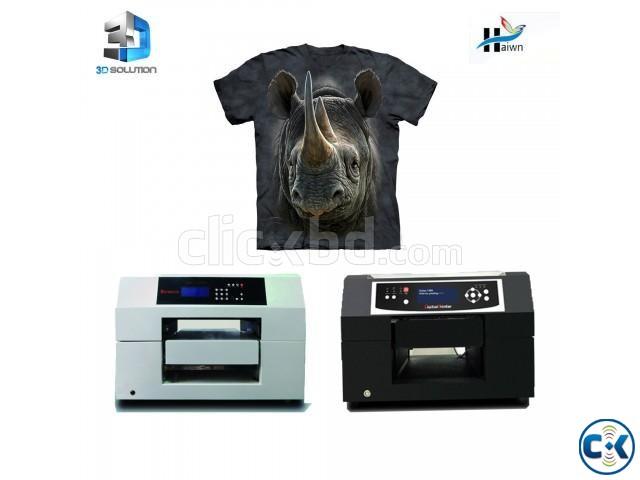 3D 3D T-shirt printer  | ClickBD large image 0