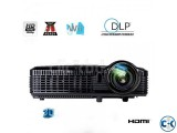 3D 1080P Short Throw Projector