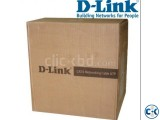 D-link Cat6 Original UTP Cable Rolls