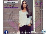 Ladies Winter Full Sleeve T-shirt