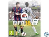 FIFA 16 Original PC Game Offline MODE