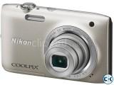 Nikon Coolpix S2800 Digital Camera