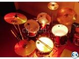 Semi Professional Drum Kit