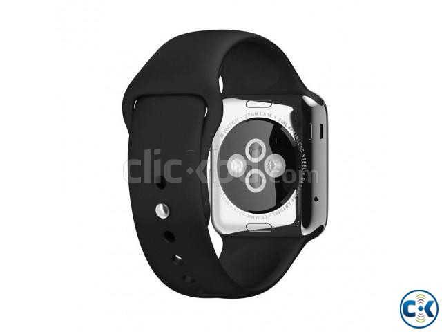 Apple Watch Sport 38MM Brand New 316L Space Gray | ClickBD large image 1