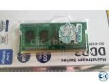 4GB DDR3 1600MHZ LAPTOP RAM -11M WARRENTY