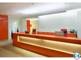 Commercial Interior Design & Decoration for Dhaka Bangladesh