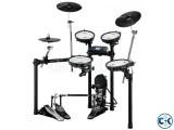 Roland TDk4 Drum