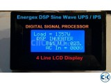 Energex DSP Pure Sine Wave UPS IPS 3000 VA 5yrs. Warranty