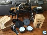 USA Roland electronic drum kit.